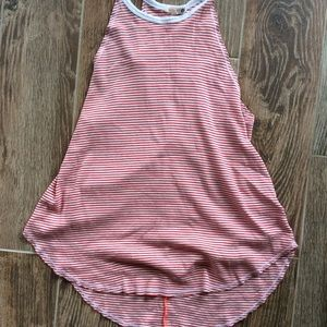 Sundry striped tank size 1 new without tags